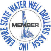 Empire State Water Well Drillers Association Member
